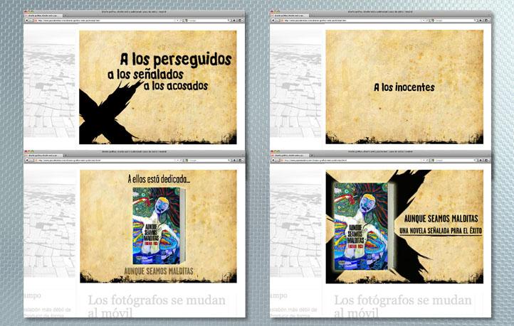diseno campanas publicidad on line banners flash gif