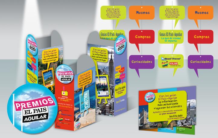 diseno campanas publicidad punto de venta viajes elpais aguilar