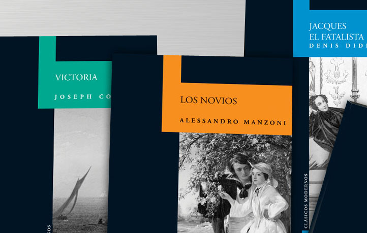 disenos coleccion alfaguara clasicos