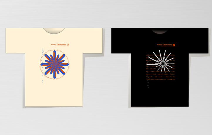 diseno merchandising camisetas museos geominero madrid