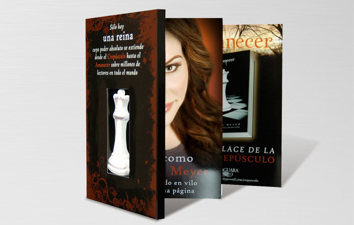 diseno campanas marketing directo saga crepusculo