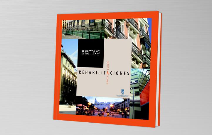 edicion libros rehabilitaciones emvs ayuntamiento madrid