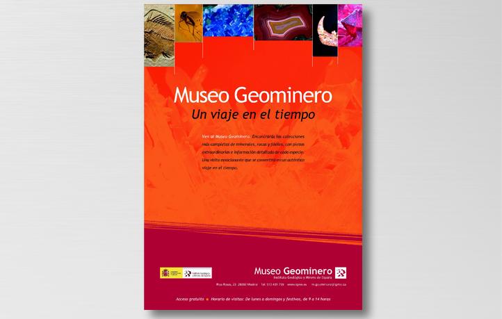 diseno anuncios prensa revistas museo geominero