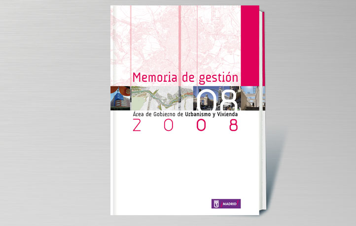 diseno memoria gestion area urbanismo ayuntamiento madrid