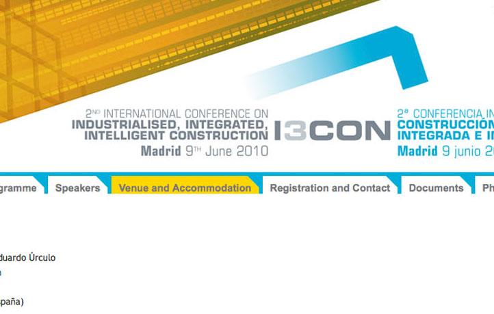 diseno webs eventos conferencias i3con ayuntamiento madrid