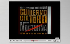 diseno book trailers video promocionales guillermo toro