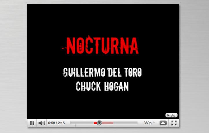 diseno book trailers promocion lanzamiento guillermo toro