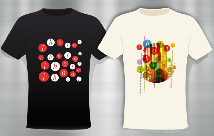 diseno objetos merchandising instituto cervantes camisetas